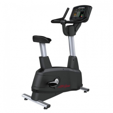 Life Fitness professional exercise bike Activate Series Upright bike